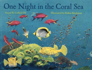 One Night in the Coral Sea, Charlesbridge Publishing, 2005